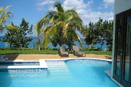 Little Waters on the Cliff - Gardens, Caves, Staff, Private Pool - Image 1 - Negril - rentals