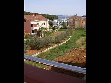 A2(4+2): terrace view - 4944 A2(4+2) - Kukljica - Kukljica - rentals