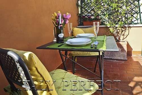 30% Discount.  Perfect Dreamy Spanish Steps-Terrac - Image 1 - Rome - rentals