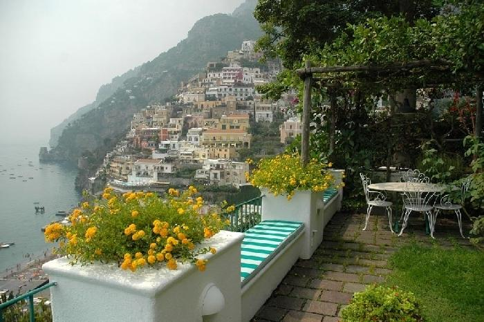 Bella Mare Beautiful villa rental in Positano - Image 1 - Positano - rentals