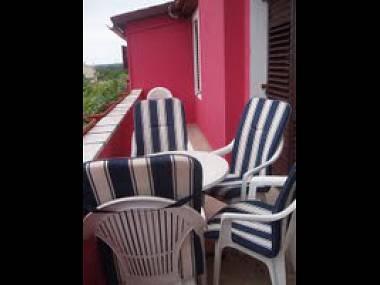 A1(4+2): terrace - 4954 A1(4+2) - Porec - Porec - rentals