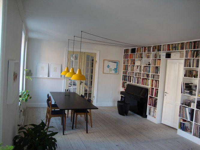 Istedgade Apartment - Large Copenhagen apartment w/roof terrace near Tivoli - Copenhagen - rentals