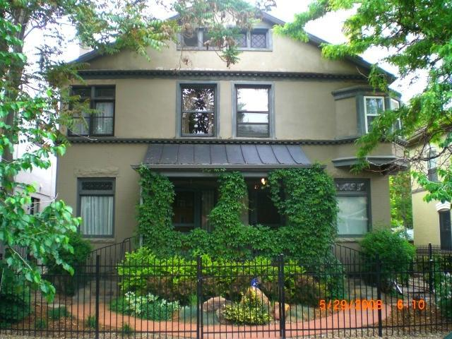 You will be staying in a beautiful 1899 Victorian Rowhouse modern up to date Kitchen & master bath. - Downtown Denver Upscale Affordable Victorian 1-4 B - Denver - rentals