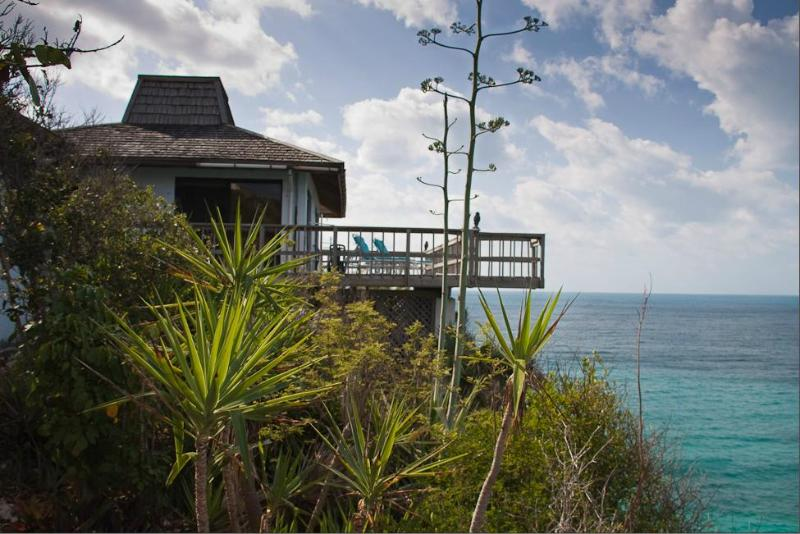 Sea cliff, A million dollar view,affordable to all - Sea Cliff ocean front vacation home - Gregory Town - rentals