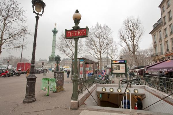 1 Bedroom Rental Home in Paris - Image 1 - Paris - rentals