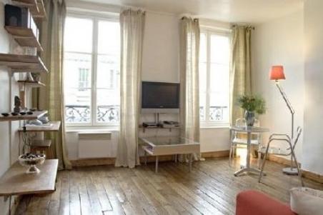 CR163PAR - 4 ème - Le Marais, Rue Castex - Image 1 - Paris - rentals