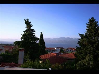 Lea(4+1): terrace view - 4955  Lea(4+1) - Supetar - Supetar - rentals