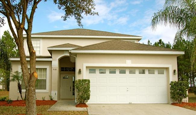 Raven Orlando Area Golf Vacation Home for Rent-5 Bedroom, Private Pool, Discount Rates - Image 1 - Davenport - rentals