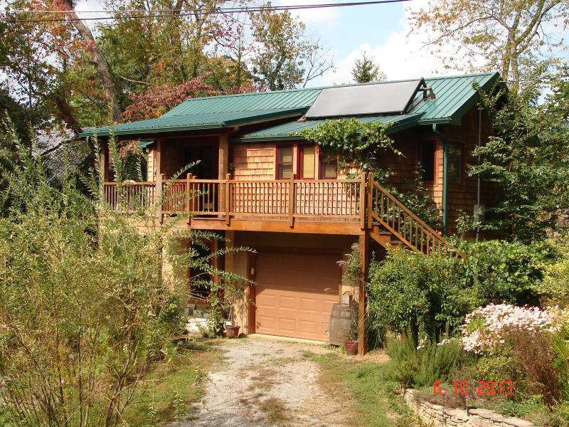 Overview - Unique AVL Chalet on the Mountain to Sea Trail - Asheville - rentals