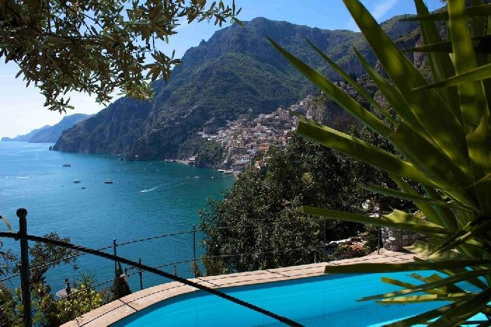 Villa Giovanni holiday rental on Amalfi coast, Italian coastal rentals with - Image 1 - Positano - rentals