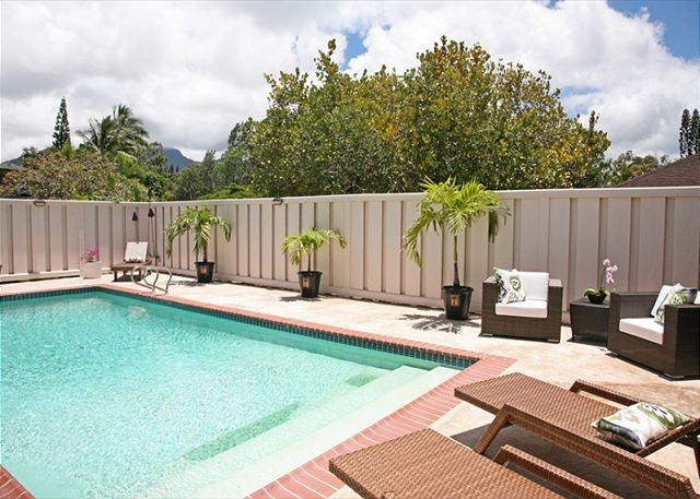 Beautiful Private Princeville Home,  Private Pool & Beautiful Mountain Views - Image 1 - Princeville - rentals