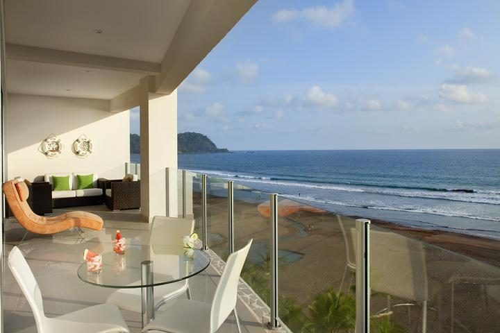Ample terraces - Nicest Condo in Jaco! 4 bedr. penthouse 7th floor - Jaco - rentals