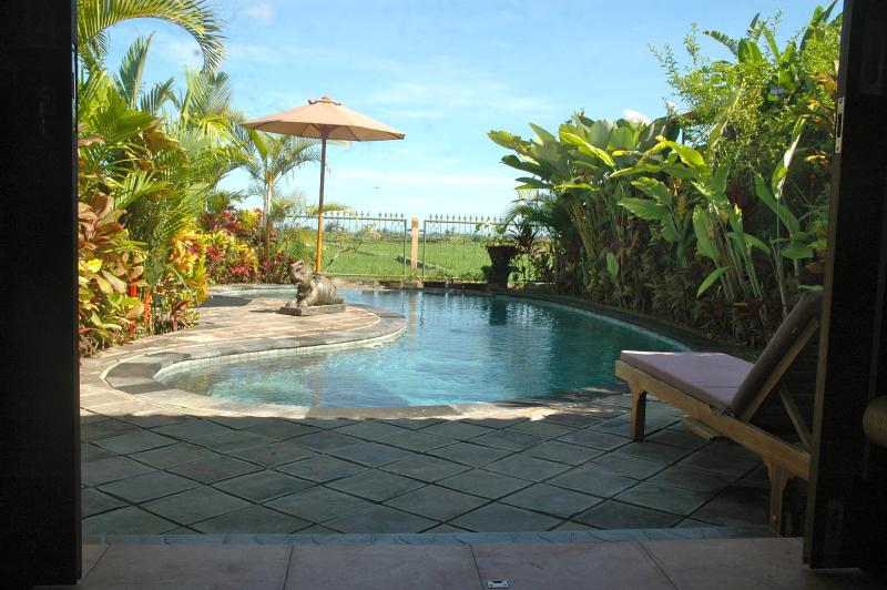 Orchid Cottage View - Orchid Cottage Ubud (pool, 2 brm, ricefield view) - Ubud - rentals