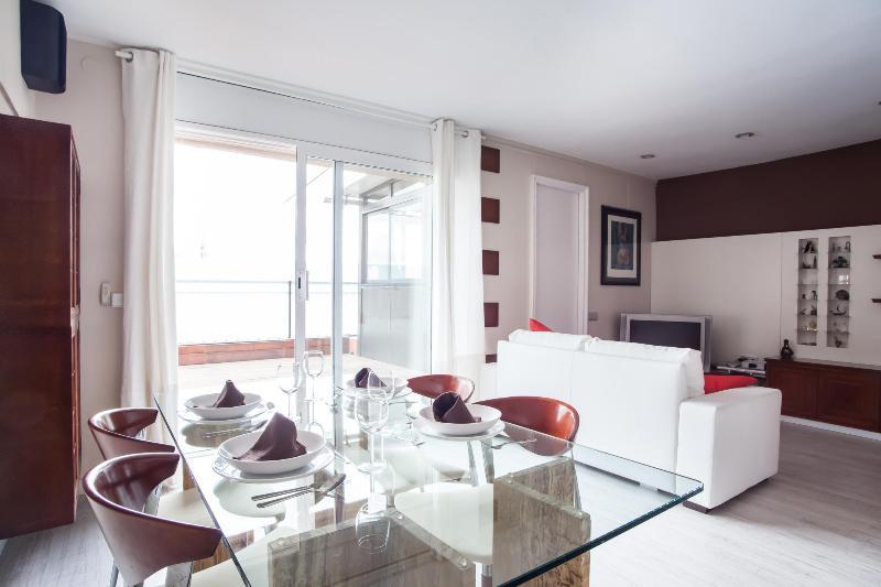 Dining Room - Penthouse Sagrada Familia 5 Pax - Barcelona - rentals