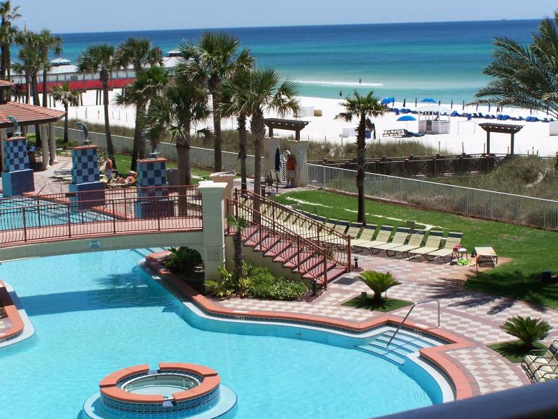 view from balcony unit 306 - 18445156-162b-11e1-bf0f-001ec9b3fb10 - Panama City Beach - rentals