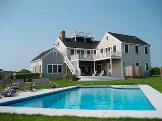 5 Bedroom 5 Bathroom Vacation Rental in Nantucket that sleeps 10 -(9894) - Image 1 - Siasconset - rentals