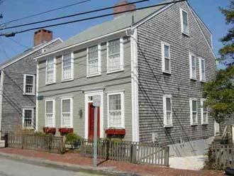 4 Bedroom 4 Bathroom Vacation Rental in Nantucket that sleeps 8 -(9984) - Image 1 - Nantucket - rentals