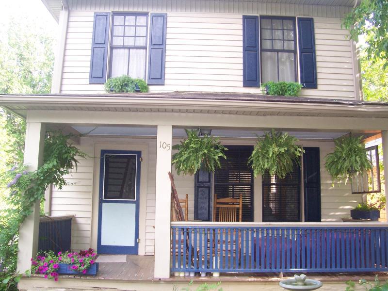 Asheville's Enchanted Cottage - Asheville's Enchanted Cottage. Walk Downtown in 5! - Asheville - rentals