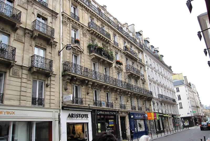 Very classic 19th century bldg - St. Germain Left Bank Vacation Rentail in Paris - Paris - rentals