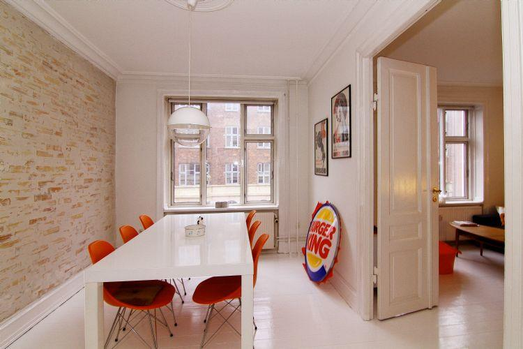 Sommerstedgade Apartment - Copenhagen apartment with large roof terrace - Copenhagen - rentals