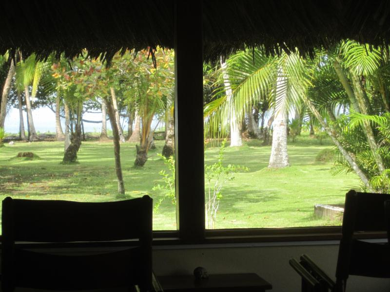 Veranda view, relax! - Spectacular Zancudo Beachfront: Private Getaway - Playa Zancudo - rentals