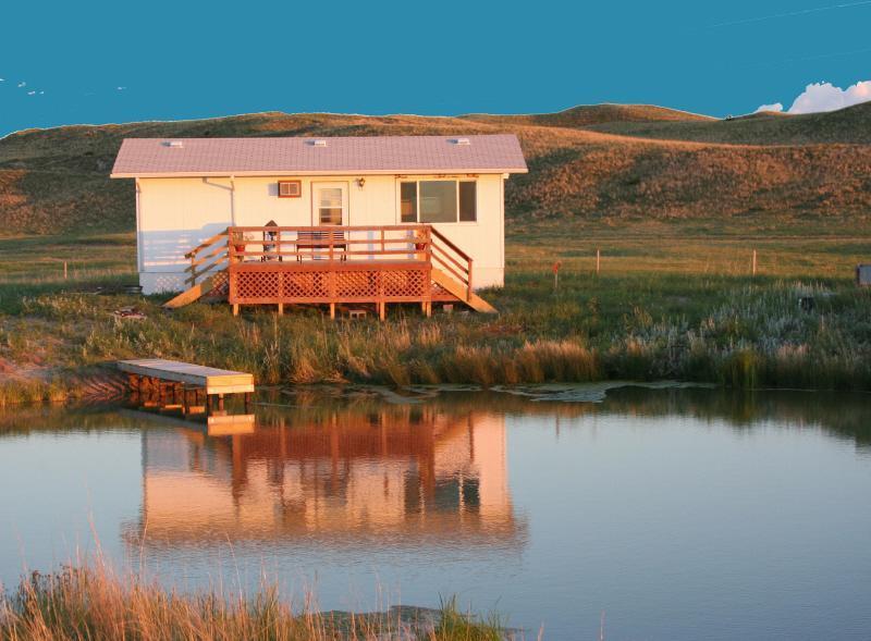 Killdeer Nook Guest cabin - Killdeer Nook Guest Cabin - Wood Lake - rentals