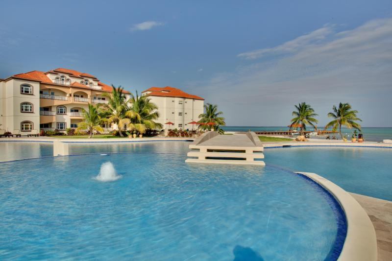 Grand Caribe - Ambergris Caye's Newest and Most Exclusive Resort! - Luxury Condo on the Caribbean!  (Sleeps 1-4) - San Pedro - rentals