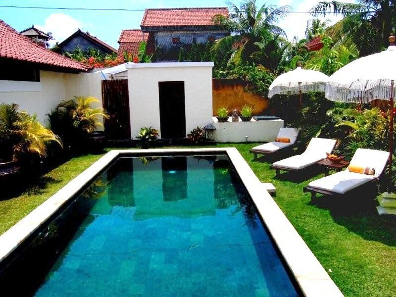 pool area - Lovely Villa -  Perfect For Couples Or Singles ! - Seminyak - rentals