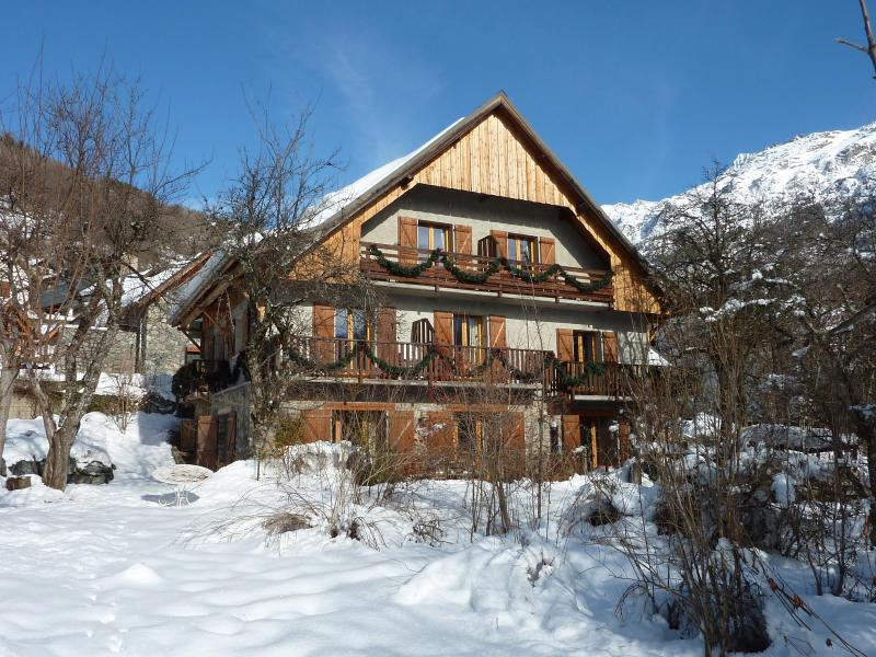 Chalet Solneige in winter - Chalet Solneige charming rooms stunning views - Vaujany - rentals