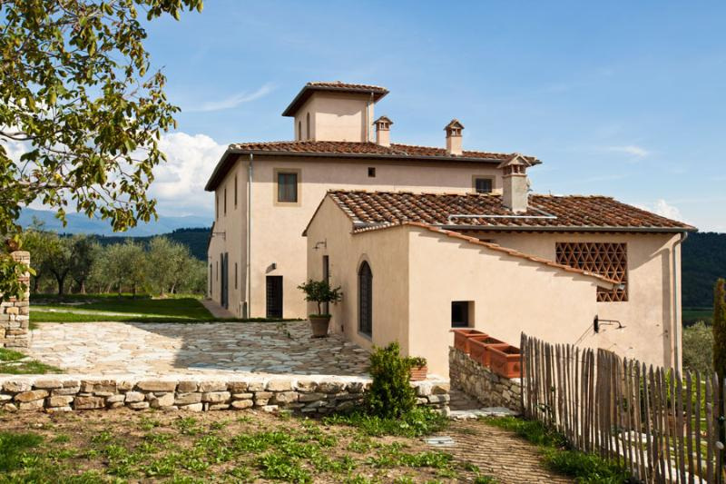 Villa Leonina - Image 1 - San Donato In Collina - rentals