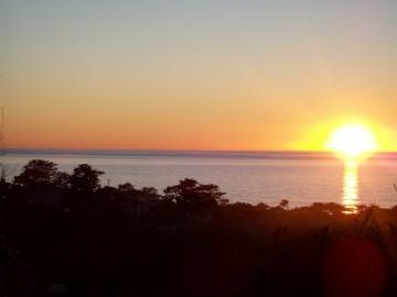 Sunset! - Karen's Cottage-Ocean Views and Pet Friendly! - Cambria - rentals