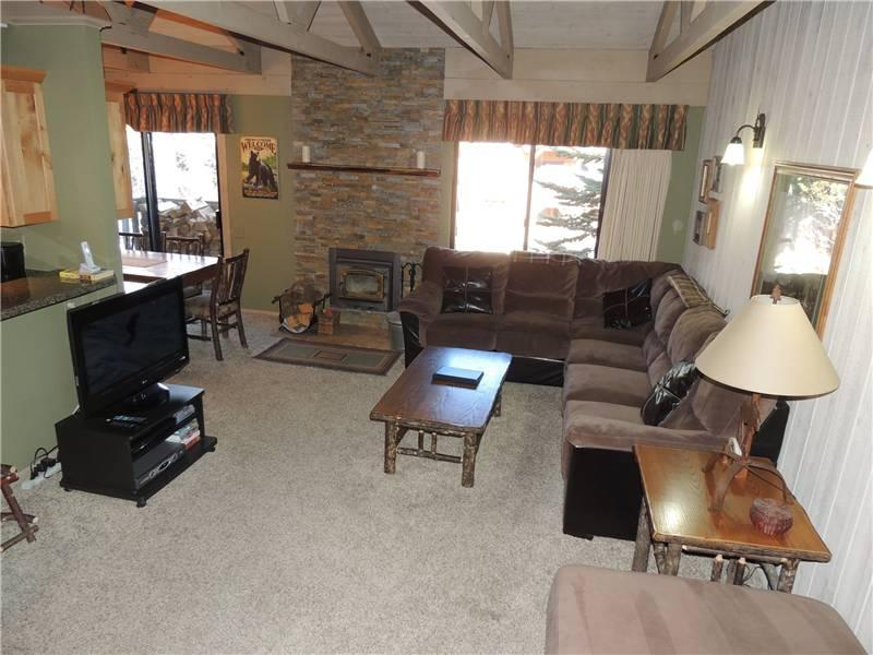 Seasons 4 -1 Brm loft - 1 Bath,  #104 - Image 1 - Mammoth Lakes - rentals