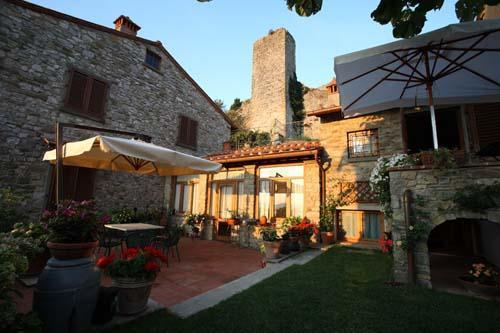 Magical Villa Rental in Rustic Tuscan Village - Image 1 - Arezzo - rentals