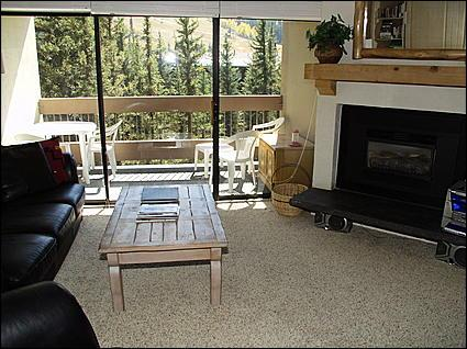 Living Room plus View - Spectacular European Condo - Distinctive Finishes (23460) - Vail - rentals