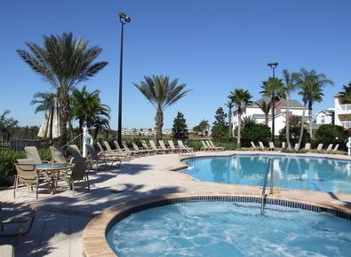 Herritage Crossing Pool and Spa - Heritage Haven - Kissimmee - rentals