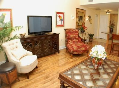 Flat screen TV in living area! - Heritage Haven - Kissimmee - rentals