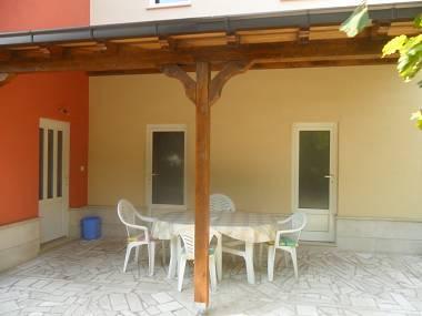 A3(2+2): terrace - 4974 A3(2+2) - Podstrana - Podstrana - rentals