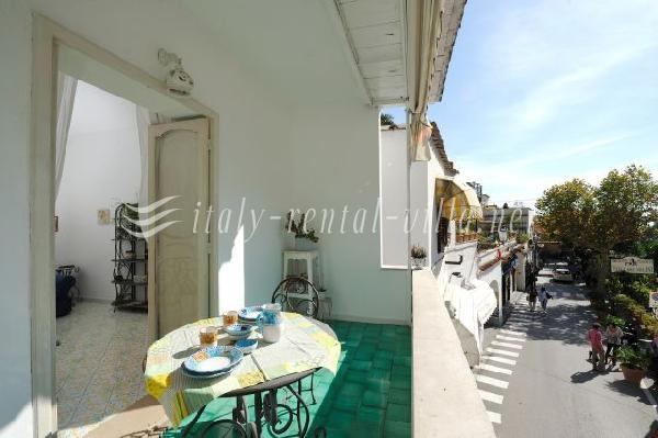 Terrace - Villa Begonia in the heart of Positano - Positano - rentals