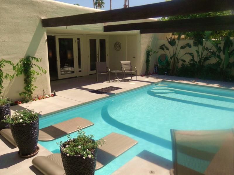 Brand New Private Pool! - Palm Springs Condo w/ Private Pool near downtown - Palm Springs - rentals