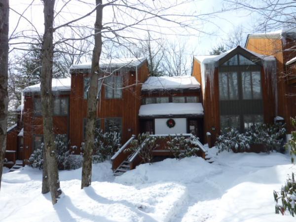 Winter - 3BR townhome on Big Boulder Mountain, Wifi.Sleeps8 - Lake Harmony - rentals