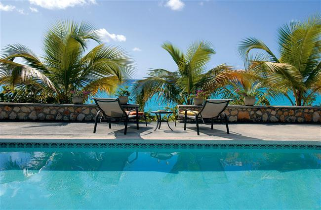 Baie Longue Beach House at Terres Basses, Saint Maarten - Beachfront, Ocean View, Pool - Image 1 - Terres Basses - rentals