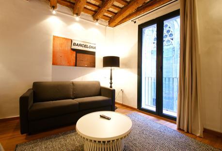 Borne Basilica Deluxe Loft C - Image 1 - Barcelona - rentals