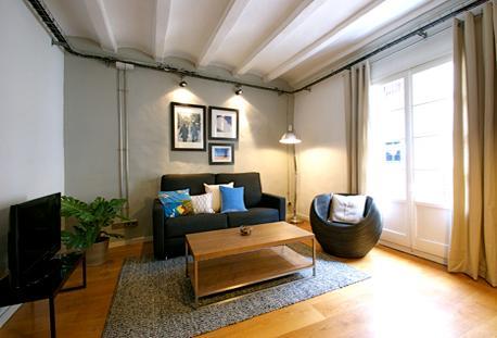 Gothic Loft A - Image 1 - Barcelona - rentals