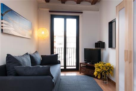 Liceu Loft Studio F3 - Image 1 - Barcelona - rentals