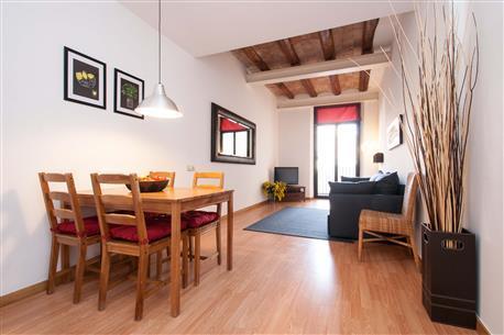 Liceu Loft Studio D1 - Image 1 - Barcelona - rentals