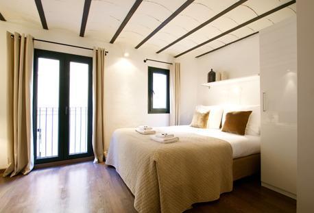Borne Basilica Loft D - Image 1 - Barcelona - rentals