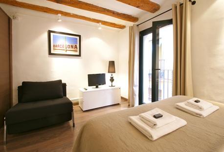 Borne Basilica Loft C - Image 1 - Barcelona - rentals