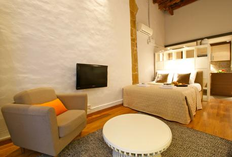 Borne Basilica Deluxe Loft A - Image 1 - Barcelona - rentals