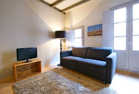 Ramblas Studio D - Image 1 - Barcelona - rentals