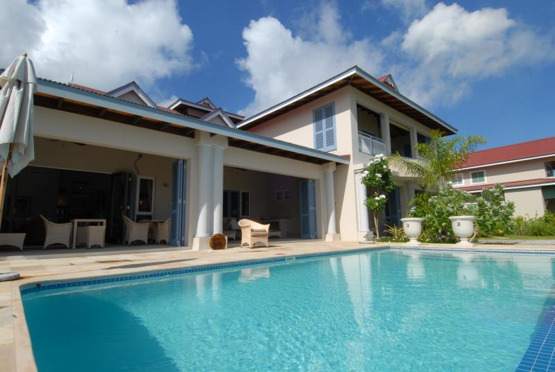 Eden Island Rental luxury ocean front villa pool - Image 1 - Eden Island - rentals